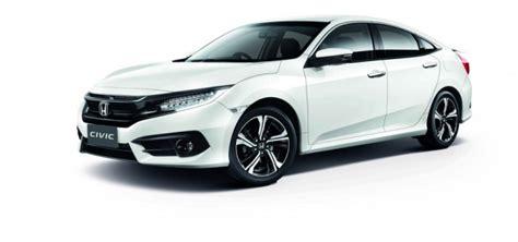 Karpet Comfort Premium Honda All New Civic Turbo Hatchback 2 Baris 1 honda automobile thailand launches all new 10th generation