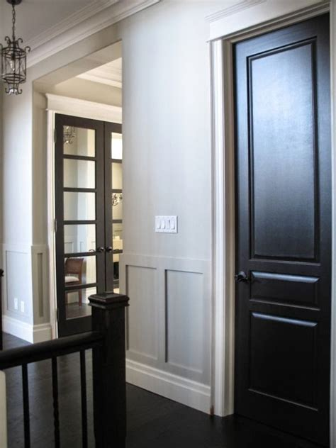 Painted Doors Interior Grey Painted Interior Doors Rooms For Rent