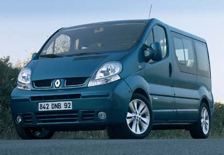 Renault Trafic 2003 Review Renault Trafic 1 9 2003 Auto Images And Specification