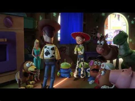 toy story 3 bathroom scene toy story 3 clip we re bustin outta here youtube