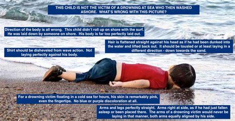 refugee boat hoax aylan kurdi s family had free housing in turkey while