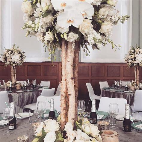 birch tree wedding centerpieces 25 best ideas about birch centerpieces on