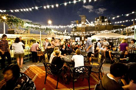 nyc top bars summer drinks in nyc rooftop bars outdoor parties and