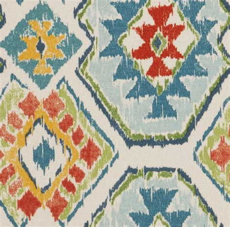 Ikat Upholstery Fabric By The Yard by On Sale Blue Ikat Upholstery Fabric By The Yard Ikat