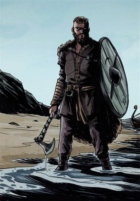 ragnar lothbrok the fearless viking hero of norse history ragnar lothbrok quot dob 765 dod 845 quot norse the norse