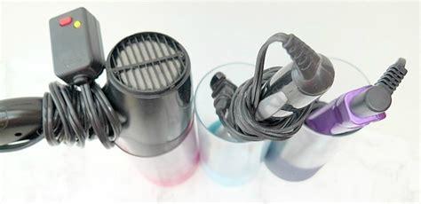 Hair Dryer Organizer Diy the smartest diy hair dryer storage solution