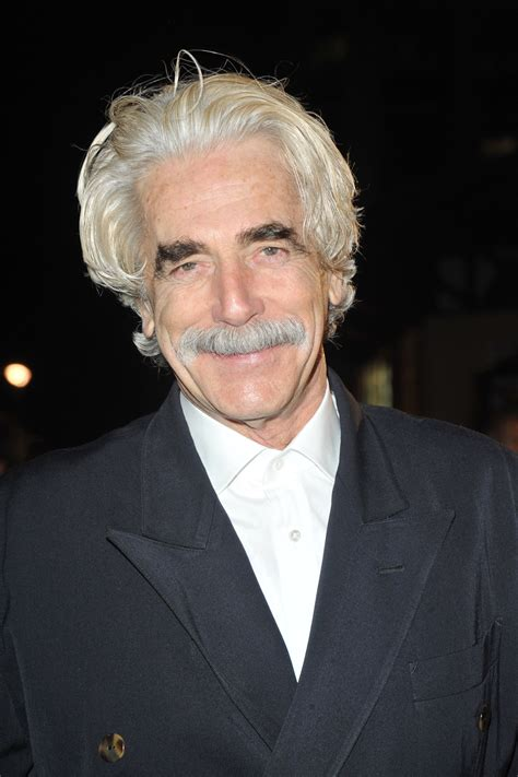 grey haired actor with mustache best silver foxes grey haired men