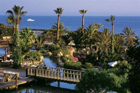 Hôtel Annabelle Location de voiture Larnaca Chypre Ecotour