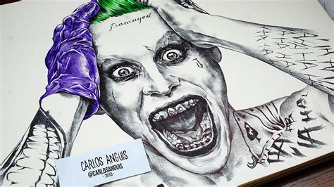 Drawing Joker by The Joker Drawing Www Pixshark Images Galleries