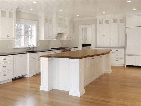 Houzz Kitchen Islands With Seating by Cape Cod Classic Kitchen Beach Style Kitchen Boston