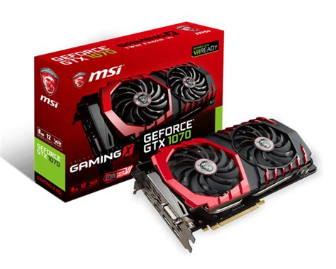 Clock Buy by Overview For Geforce Gtx 1070 Gaming X 8g Graphics Card