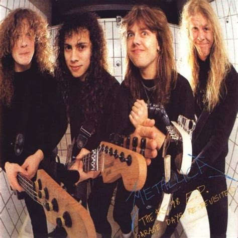 Metallica Garage Days Re Revisited metallica the 5 98 e p garage days re revisited reviews and mp3