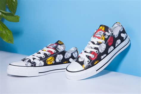 Harga Converse X The Simpsons the lowest price low tops black converse x the simpsons