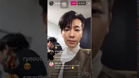 download mp3 super junior black suit 171106 super junior donghae instagram live comeback