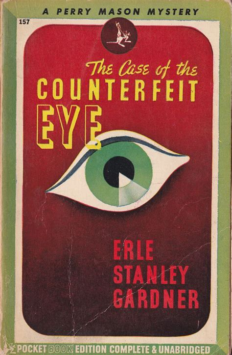 the counterfeiters modern classics 0140024158 the case of the counterfeit eye perry mason
