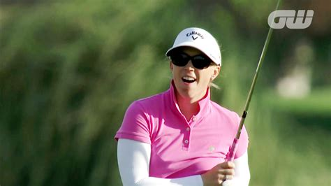morgan pressel swing morgan pressel talks swing changes charity work golf