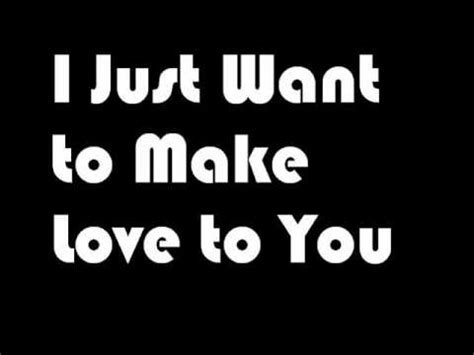 Make Up Just Miss i just want to make to you karaoke cover