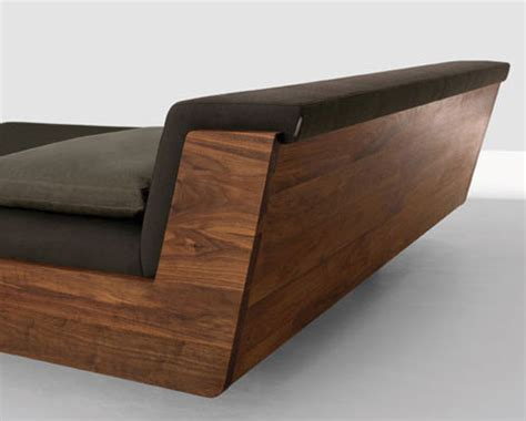 solid wood furniture from francoceccotti solid wood beds fusion bed with upholstered headboard by