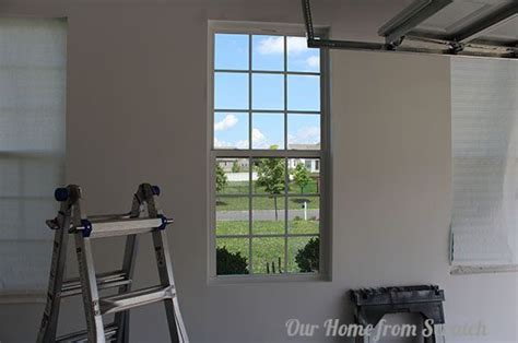 Garage Window Curtains by How To Bug Proof Garage Windows Hometalk