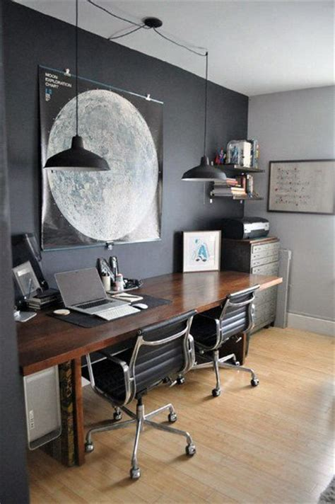 home office lighting design ideas 75 small home office ideas for men masculine interior