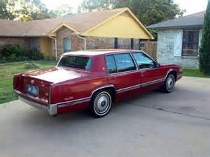 1992 Sedan Cadillac Find Used 1992 Cadillac Base Sedan 4 Door 4 9l In