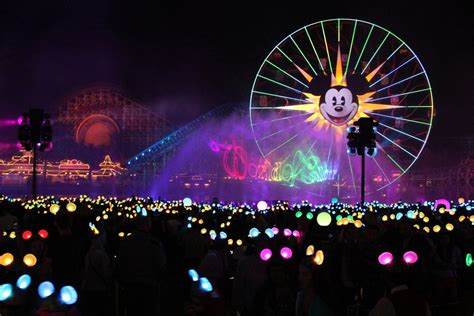 world of color time world of color at disney california adventure