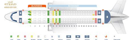 etihad airways seat map seat map airbus a320 200 etihad airways best seats in the