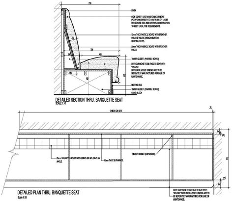 banquette seating plans banquette design plans 28 images ergonomic banquette