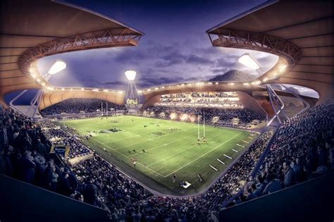 queensland cowboys box seats four local firms shortlisted for queensland stadium