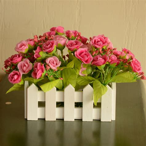flowers decoration for home 2015 new fashionceramic vase the living room decoration