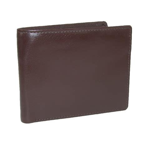 Wallet Zipper mens leather bilfold wallet with zipper money slot by ctm