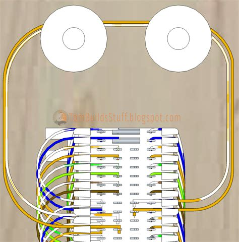 cat 6 66 block wiring diagram get free image about