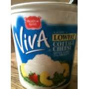 Meadow Gold Curd Cottage Cheese by Meadow Gold Viva Cottage Cheese Lowfat 2 Small Curd