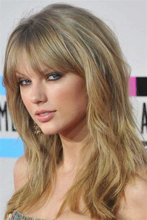 Hairstyles With Bangs by 50 New Haircuts With Bangs Hairstyles 2016 2017