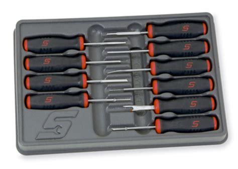 Set, Terminal Tool, Soft Grip, 10 pc