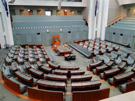 Chamber Of Representatives Panoramio Photo Of Parliament House The Australian