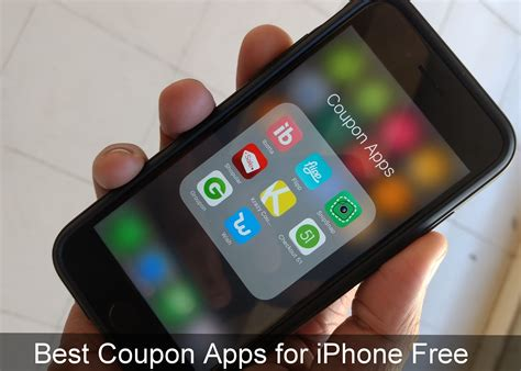 best ipod apps 10 best coupon apps for iphone for 2018 to save big money