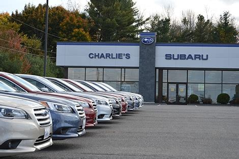 augusta maine  subaru  car dealer