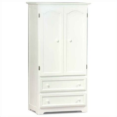 armoire wardrobe white manhattan multi purpose tv wardrobe armoire in white