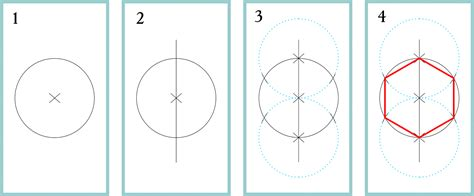 How To Draw A Circle With A Ruler