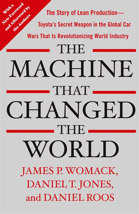 ready thinking primed for change ebook the machine that changed the world book by james p