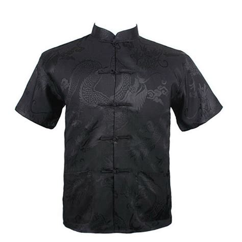 pattern chinese shirt men new arrival shirt chinese tradition style dragon