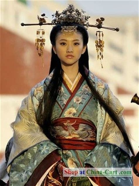 history of hair china ancient chinese princess clothing and headpiece sans
