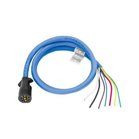 bargman 7 way plug wiring diagram