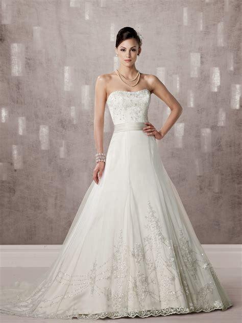 imagenes de vestidos de novias bonitos vestidos de novia sencillos y bonitos 2016 mejores