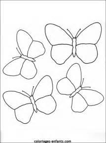 Papillon Colorier Az Coloriage