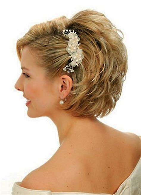 hairstyles when 25 most favorite wedding hairstyles for short hair the