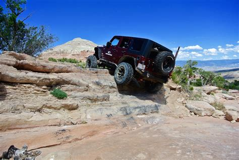Ga Jeep Trails 5 Places That Will Make You Want To Try Roading