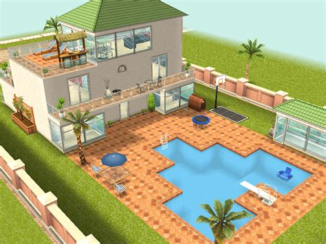 sims freeplay houses three dream homes built by dev in the sims freeplay
