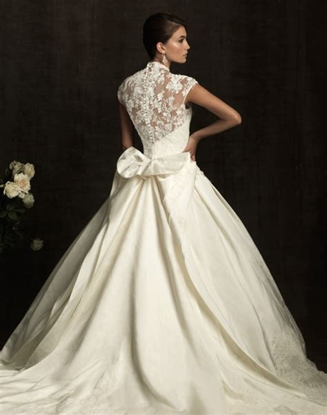 Stunning Open Back Wedding Dresses